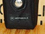 画像4: 米軍放出品 Motorola NTN8725A  High-Activity  ラジオポーチ FBI POLICE (4)
