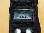 画像5: 米軍放出品 Motorola NTN8725A  High-Activity  ラジオポーチ FBI POLICE (5)