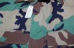 画像4: 米軍実物 USMC ウッドランド 迷彩ジャケット L-R (4)