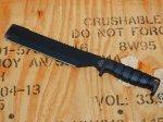 画像1: 米軍放出品 オンタリオ/Ontario サバイバル マチェット ナイフ 鉈 SP8  (1)