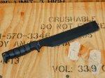 画像2: 米軍放出品 オンタリオ/Ontario サバイバル マチェット ナイフ 鉈 SP8  (2)