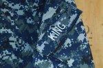 画像3: 米海軍実物 US NAVY GORE-TEX パーカー S-XS (3)
