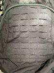 画像4:  米軍放出品 キャメルバック MULEミリタリー  ハイドレーションパック - ブラック (4)