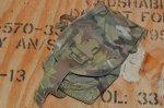 画像1: 米軍実物 EAGLE キャンティーン  GPポーチ マルチカム  Canteen / General Purpose Pouch V.2 (1)