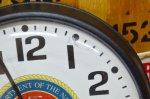 画像3: 米軍放出品.SKILCRAFT USMC 壁掛け時計 (3)