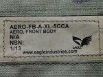 画像17: 希少!米陸軍実物 EAGLE製 SOFLCS SOFBAV AERO  アサルト マルチカム プレートキャリア (17)