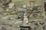 画像10: 希少!米陸軍実物 EAGLE製 SOFLCS SOFBAV AERO  アサルト マルチカム プレートキャリア (10)