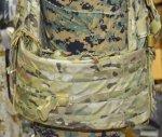 画像8: 希少!米陸軍実物 EAGLE製 SOFLCS SOFBAV AERO  アサルト マルチカム プレートキャリア (8)