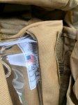 画像15: 米軍実物  MYSTERY RANCH MILITARY JUMP PACKS   メディックパック コヨーテ (15)