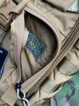 画像9: 米軍実物  MYSTERY RANCH MILITARY JUMP PACKS   メディックパック コヨーテ (9)