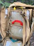 画像13: 米軍実物  MYSTERY RANCH MILITARY JUMP PACKS   メディックパック コヨーテ (13)