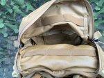 画像11: 米軍実物  MYSTERY RANCH MILITARY JUMP PACKS   メディックパック コヨーテ (11)