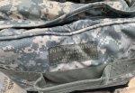 画像10:  米陸軍実物 FORCE PROTECTOR GEAR FPG DEPLOYER  トラベルバック ACU (10)