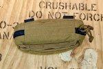 画像2:  海兵隊放出品 TAC-SHIELD オペレーター アドミンポーチ   (2)