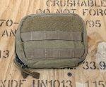 画像3:  海兵隊放出品 TAC-SHIELD オペレーター アドミンポーチ   (3)