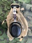 画像5: 米海軍実物 aegisound イヤーマフ CLOTH HELMET セット  防音ヘッドホン  (5)