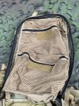 画像9: 米軍実物 S.O.Tech Medical Trauma Backpack - MPMD Coyote Brown   (9)
