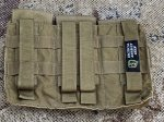 画像3: 米軍放出品 TACTICAL ASSAULT GEAR  M4/M-16 Mag Pouch - Six MAg (3)