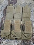 画像2: 米軍放出品 TACTICAL ASSAULT GEAR  M4/M-16 Mag Pouch - Six MAg (2)