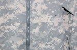 画像2: 米軍実物,JACKET WIND COLD WEATHER ACU M-R (2)