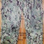 画像2: 米軍実物,US NAVY, AOR2 NUW 迷彩パンツ TYPEIII L-R (2)