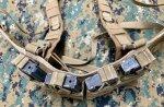 画像3: 米軍特殊部隊放出品 ARES ARMOR製 チェストリグ MARSOC/SEALS  (3)