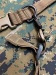 画像6: 米海兵隊放出品 TAC SHIELD 2N1 PADDED  ウォーリアー スリング  MEU RECON MARSOC (6)