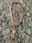 画像1: 米海兵隊放出品 TAC SHIELD 2N1 PADDED  ウォーリアー スリング  MEU RECON MARSOC (1)