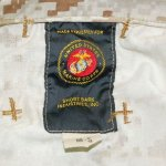画像7: 海兵隊実物 オードナンス製 デザートマーパット ギリースーツ  M-SHORT (7)