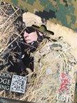 画像4: 米軍放出品 LBT Padded Handle Wrap TAN   スリング/ショルダーパット (4)