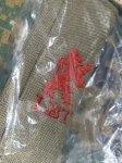 画像2: 米軍放出品 LBT Padded Handle Wrap TAN   スリング/ショルダーパット (2)