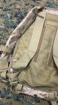 画像9: 米軍実物  新型 Fire Force Tactical Gear M9  アサルトメディカルバックパック デザート (9)