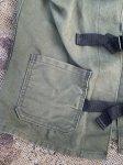 画像5: 米海兵隊放出品 BASICS CLOTH SHOOTING COAT シューティングコート (5)