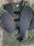 画像6: 米海兵隊放出品 BASICS CLOTH SHOOTING COAT シューティングコート (6)