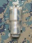 画像4: 海兵隊放出品 SUREFIRE ライトポーチ スピードホルスター (4)