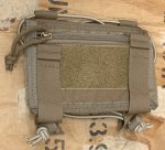 画像2: 海兵隊放出品 TAG - Tactical Arm Band  Tactical Assault Gear コヨーテ (2)