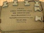 画像4: 米軍実物 コンバット RECON トラウマバッグ CTB V2 (4)