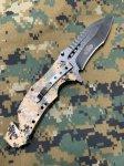 画像4: 米軍放出品 MTech USA Ballistic MT-A845   ナイフツール  (4)