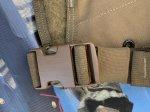 画像11: 米海兵隊実物 アライド FSBE PLATE CARRIER SM/MD MBSS   MEU MARSOC RECON (11)