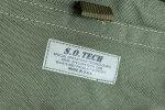 画像11: 米軍実物 S.O.TECH Shock Tube Dispenser Kit  レッグ マウント OD (11)