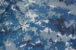 画像5: 米軍実物 US NAVY, 迷彩パンツ  (5)