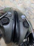 画像10: 米軍実物 MSA SORDIN タクティカル ヘッドセット (10)