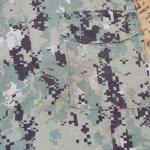 画像5: 米軍実物,US NAVY, AOR2 NUW 迷彩パンツ TYPEIII S-S (5)
