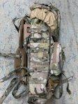 画像2: 米軍実物  MYSTERY RANCH MILITARY JUMP PACKS   メディックパック マルチカム (2)