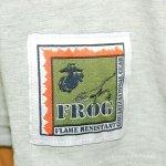 画像2: 米軍放出品,FROG ロングスリーブシャツ S (2)