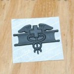 画像1: 米軍放出品 U.S.Army Combat Medical Badge, (1)