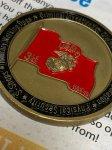 画像2: 海兵隊実物 USMC  チャレンジコイン (2)