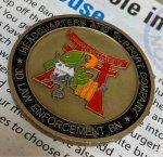 画像3: 海兵隊実物 USMC  チャレンジコイン (3)