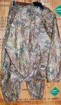 画像1: 米軍実物 官給品 マルチカム レインウェアーセット (1)