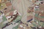 画像3: 米軍実物,マルチカム CRYE PRECISION  コンバットシャツ M-L (3)